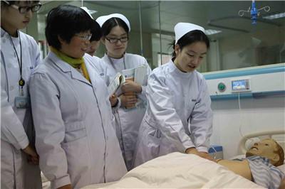 徐州医药高等职业学校2020年护理(大专)专业介绍